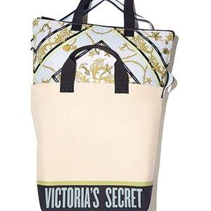 BNWT Victoria's Secret 2-in-1 Cooler Tote